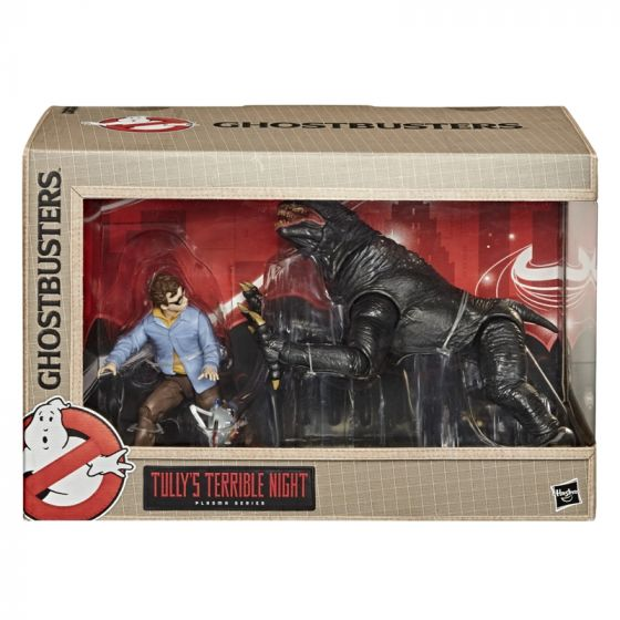 Ghostbusters Plasma Series Tully's Terrible Night. Start shippinh NOW!