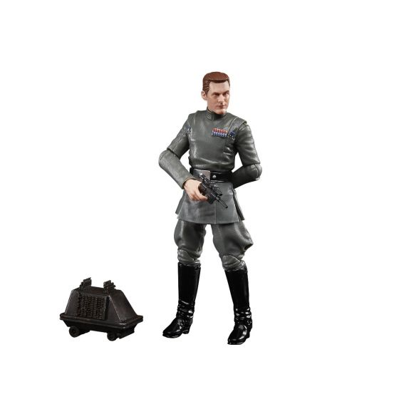 """Exclusive STAR WARS THE BLACK SERIES 6"""" VICE ADMIRAL RAMPART Figure. Preorder. Start shipping on 1st October 2021."""