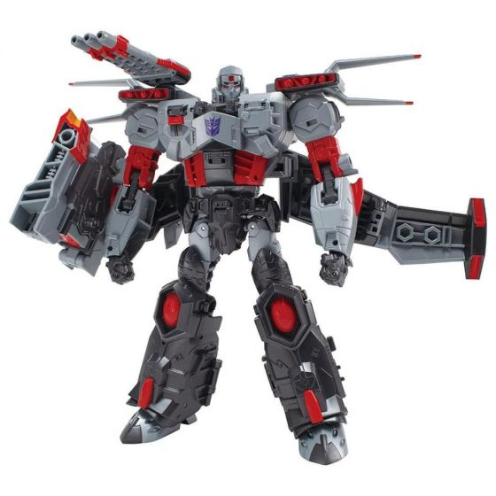 Takaratomy Mall Exclusives Transformers Generations Select Super Megatron. Start Shipping NOW!
