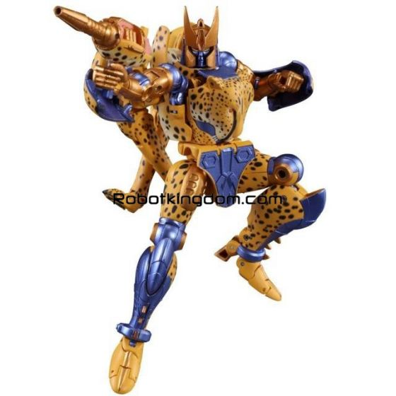 Takara Transformers Masterpiece MP-34 Masterpiece Cheetor. Available Now!