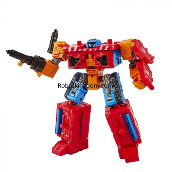 Transformers Generations Select Deluxe Hothouse. Preorder. Start shipping 1st Dec 2020.