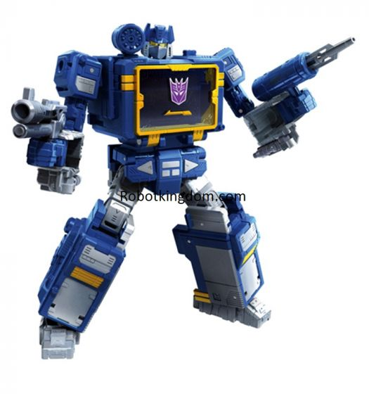 Exclusives Transformers Netflix Siege of Cybertron Battlefield Case of 2. (SOUNDWAVE & OPTIMUS PRIME). Preorder. Start Shipping 1st Oct 2020.