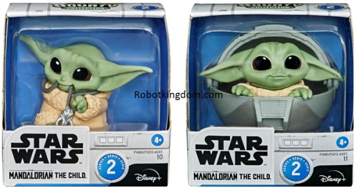 Star Wars The Mandalorian Baby Bounties The Child Cradke Clan. Available NOW!