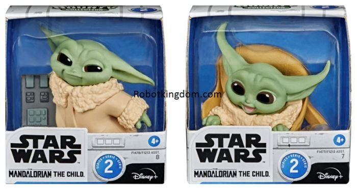 Star Wars The Mandalorian Baby Bounties The Child Wild Button. Available NOW!