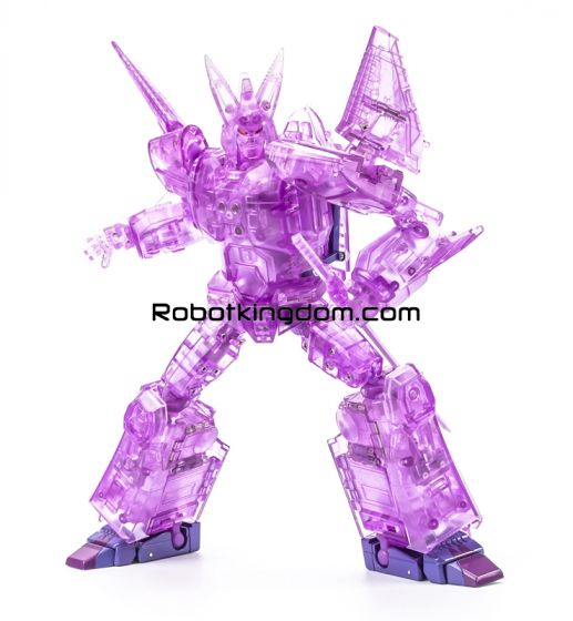 X-Transbots MX-III Eligos Clear Ver. Available Now!