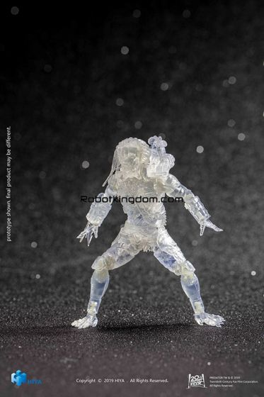 Hiya Toys LP0057 Exquisite Mini Series - Predator Invisible Jungle Predator. Preorder. Available in 2nd Quarter 2020.