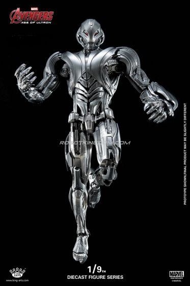 King Arts DFS018  1/9 Diecast Figure Series Ultron Accessory parts. Available Now!