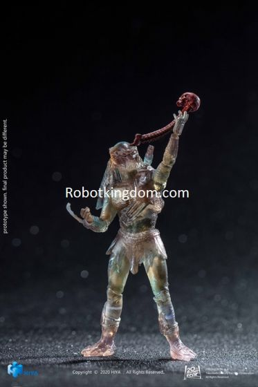 """Hiya Toys LP0059 Exquisite Mini Series: """"PREDATORS"""" - Active Camouflage Berserker. Preorder. Available in 4th Quarter 2020."""