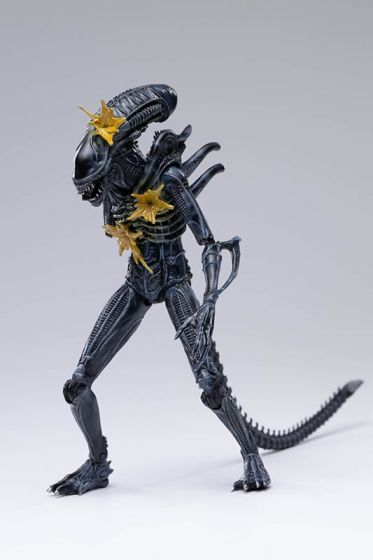 "Hiya Toys LA0070 Exquisite Mini Series: ""ALIENS"" - Battle Damage Aline Warrior. Preorder. Available in 2nd Quarter 2021."