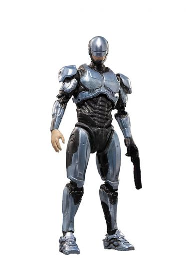 "Hiya Toys LR0085 Exquisite Mini Series: ""ROBOCOP 2014"" - ROBOCOP SILVER. Preorder. Available in 4th Quarter 2020."
