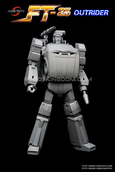 Fans Toys FT-25 Outrider. Preorder. Available in 2nd Quarter 2020.