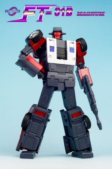 FANS TOYS FT-31B Magnum. Preorder. Available in May 2020.