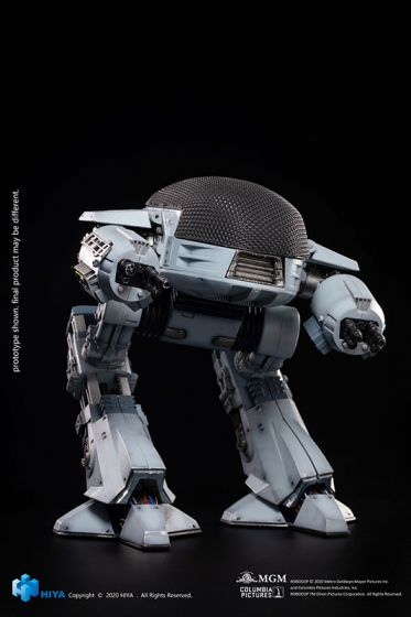 "Hiya Toys LR0077 Exquisite Mini Series: ""ROBOCOP 1"" - ED209 With Sound. Preorder. Available in 1st Quarter 2021."