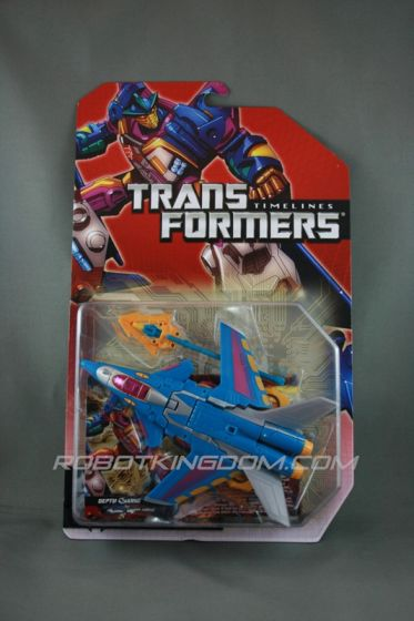 Transformers Botcon 2013 / TFCC Exclusive  Depthcharge (Carded)