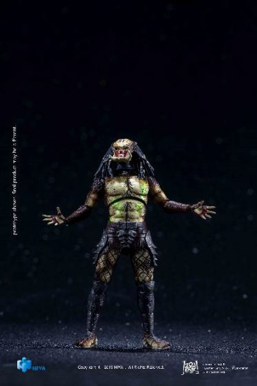 """Hiya Toys LP0095 Exquisite Mini Series: """"Predators"""" - Crucified Predator. Preorder. Available in 3rd Quarter 2020."""