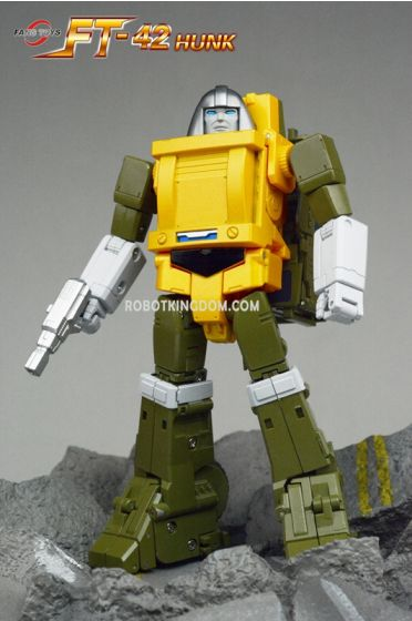 FANS TOYS FT-42 Hunk. Preorder. Available in 2nd Quarter 2020.