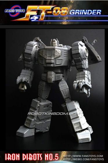 Fans Toys FT-08 Grinder. Available Now!