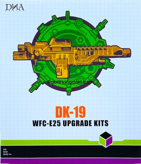 DNA DESIGN DK-19 WFC-E25 UPGRADE KITS. Available Now!
