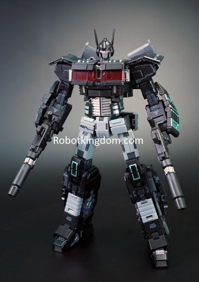 GCreation GDW-01B Darkness Maxmas. (Include 2 extra sword and 2 axe.) Limited to 500pcs Worldwide. Available Now.