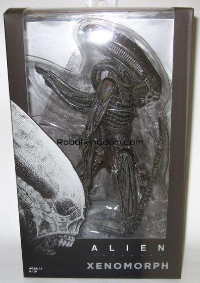 "NECA Alien Covenant - 7"" Scale Action Figure - Xenomorph. Available Now!"
