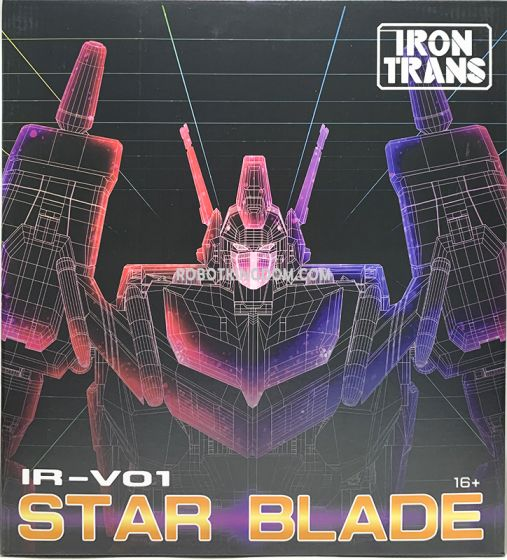 IRONTRANS IR-V01. Available Now!