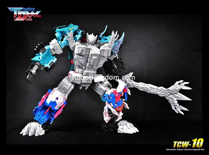 Transform Dream Wave TCW-10. Preorder. Available in 4th Quarter 2020.