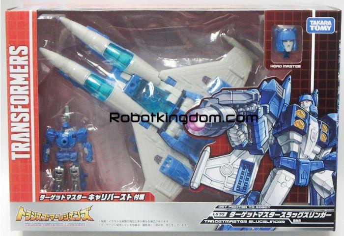 Takara Transformers Legends LG-55 TARGETMASTER SLUGSLINGER. Available Now!