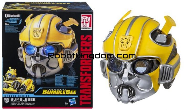 TRA MV6 FIRST EDITION Bumblebee HELMET. Available Now!