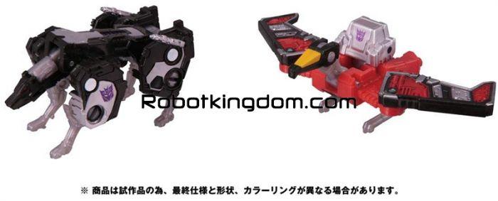 Takara Transformers Siege SG-16 Soundwave Spy Patrol. Available Now!