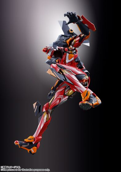 Bandai Metal Build EVA-02. Available Now!