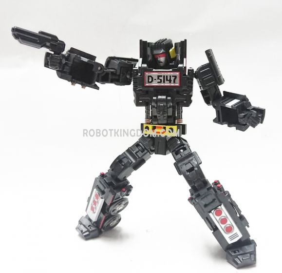 Action Toys Machine Robo 10 Steam Robo. Available Now!