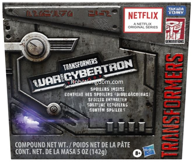 Exclusives Transformers Netflix Siege of Cybertron Unboxing Wave 2. Preorder. Start Shipping 1st Oct 2020.