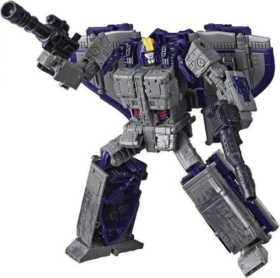 Transformers Generations Siege War for Cybertron Leader Astrotrain.