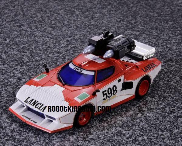 Takara Transformers Masterpiece MP-23 Decepticon Exhaust.