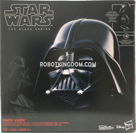 Star Wars BLACK SERIES HELMET DARTH VADER. Available Now!