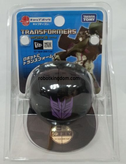 Takara Transformers Cap Bots Capticon. Available Now!