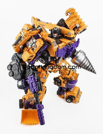 Generations Toys GT-06 Duron Drill. Preorder. Available in 1 st quarter 2018 .