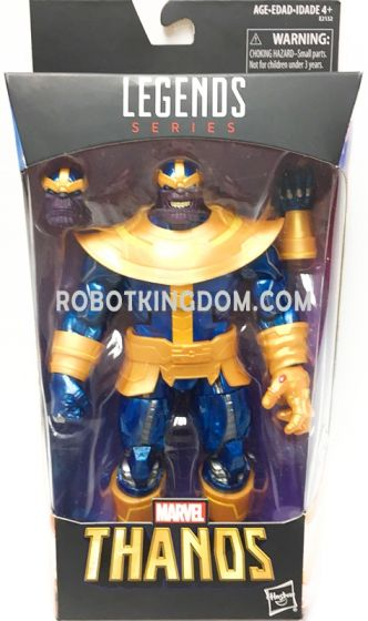"""Marvel Legends Walmart Exclusives Avengers 6"""" THANOS. Available Now!"""