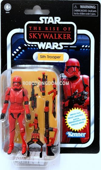 "Exclusive Star Wars the Vintage Collection 3.75"" Sith Trooper Armory Pack. Available NOW!"