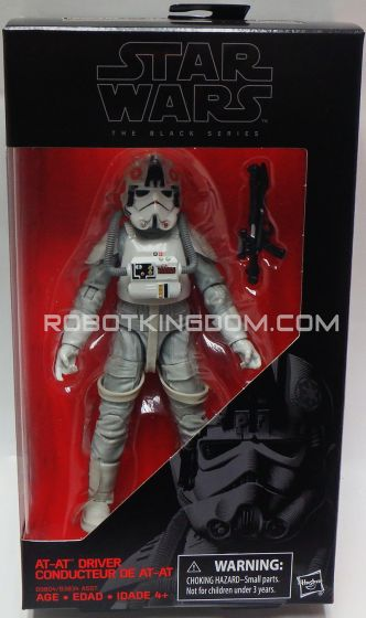 """Star Wars Rogue One - A Star Wars Story Black Series 6"""" AT AT DRIVER. Available Now!"""