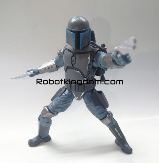 Exclusives Star Wars Clone Wars Season 7 Mandalorian Loyalist. Available Now!