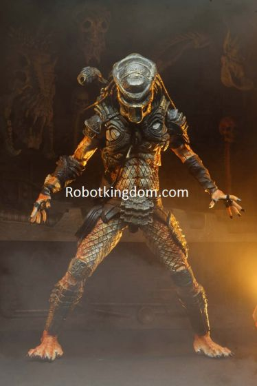 "NECA Predator 2 - 7"" Scale Action Figure - Ultimate Stalker. Preorder. Available in Oct 2020."