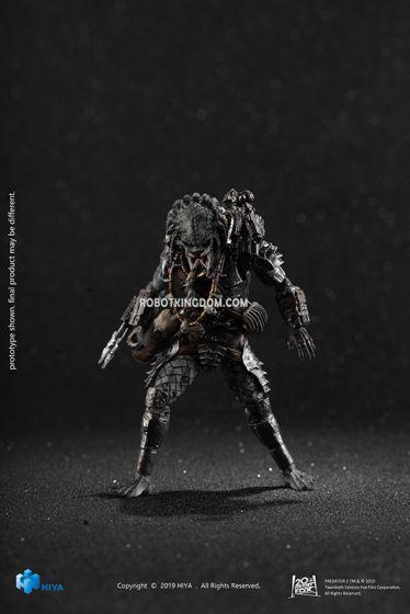 Hiya Toys LP0091 Exquisite Mini Series - Predator 2  Elder Predator V2. Preorder. Available in 2nd Quarter 2020.