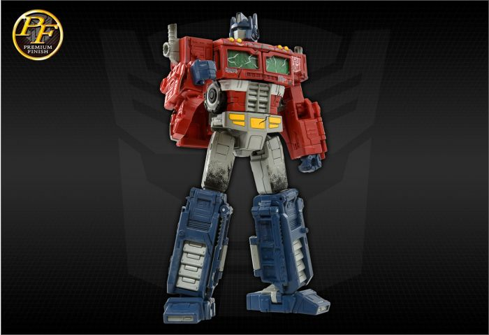 Takara Transformers Premium Finish PF WFC-01 Optimus Prime. Preorder. Available in 30th October 2021.