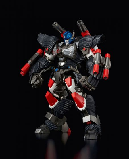 Flame Toys [Furai Action] Optimus Primal. Preorder. Available in April 2021.
