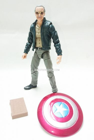 """Marvel Legends 6"""" Stan Lee. Preorder. Restock in mid June 2020"""