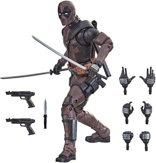 "Exclusive Hasbro Marvel Legends Series 6"" Premium Deadpool. Preorder. Start Shipping on 1st  April 2021."