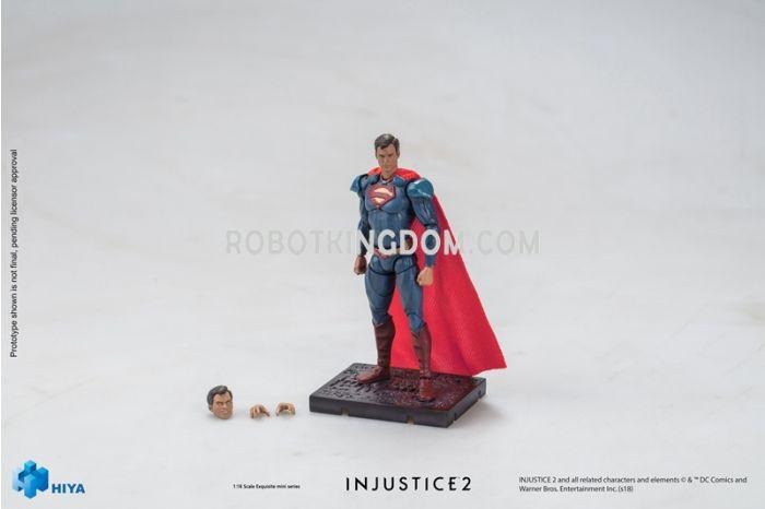 Hiya Toys LD0028 Superman. Available Now!