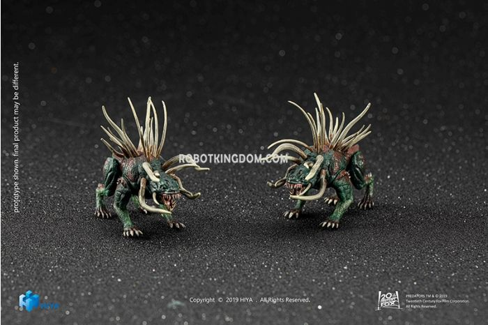 Hiya Toys LP0055 Exquisite Mini Series - Predators Predator Hound. Preorder. Available in 2nd Quarter 2020.