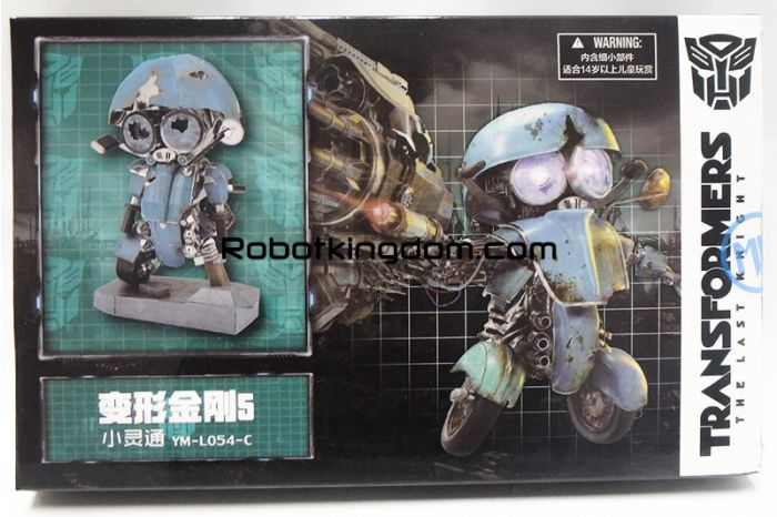 MU Model Transformers photo etched The Last Knight Sqweeks. Available Now!